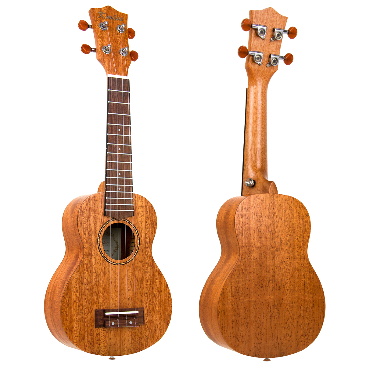 Kmise Ukulele Review The Uk21s Soprano Electric Ukulele